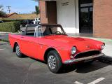 Sunbeam Alpine Sports Roadster