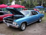 1966 Chevelle SS396 Hardtop - Click for a bit more