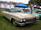 1960 Cadillac Series 62 Hardtop Coupe - Click on photo for more info