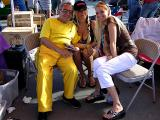 George Barris and friends