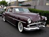 1952 Dodge Coronet Convertible Coupe - Click on photo for more info