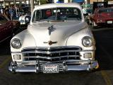 1950 Chrysler Windsor 4 door sedan - Click on photo for more info