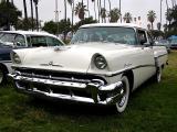 1956 Mercury Custom series two-door sedan - Click on photo for more