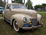 1939 Mercury Convertible Coupe - Click on photo for more info