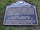 The Gamble House, Pasadena