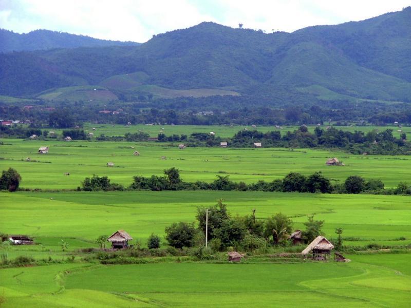 Around Luang Nam Tha