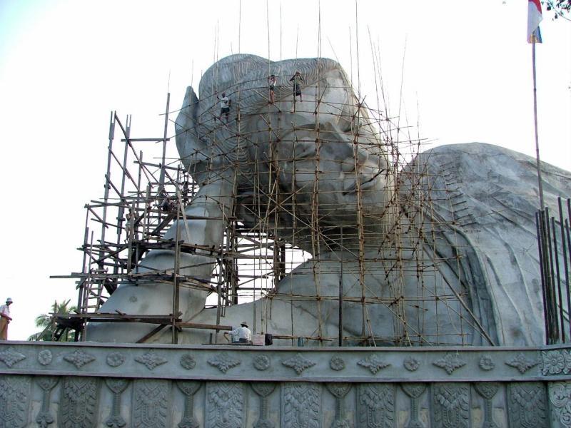 New Big Buddha