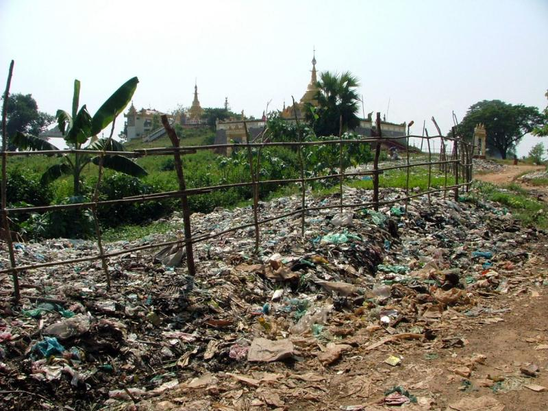 Paved With Rubbish