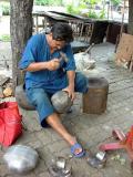 Making Monks' Bowls