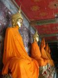 Robed Buddhas