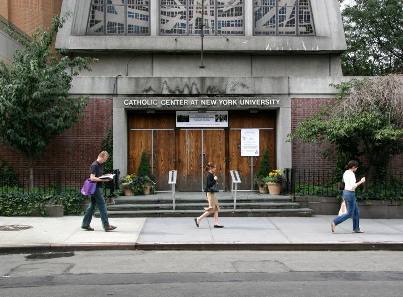 NYU Catholic/Methodist Center