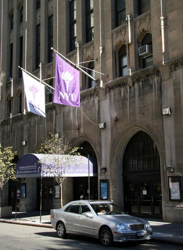 NYU Musical Theater Hall of Fame