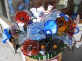 Flowers - Murano Glass