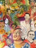 Rico Fonseca Mural Detail