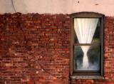 Greenwich Village Window