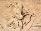 Building Stone Carving - Protection or Terror