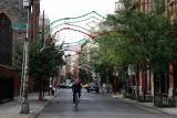 South View of Mulberry Street at East Houston Street
