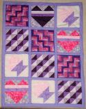 GCRF Walk-Now Yvonne's Quilt- made by Gail and Friends