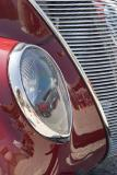 Headlight and Grille