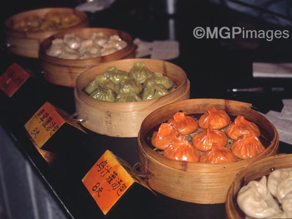 Dim-Sum, Guilin, Guangxi, China
