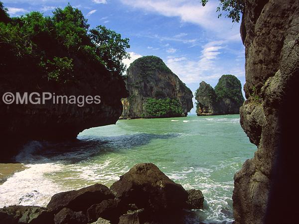 Pranang, Krabi, Southern Thailand