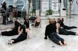 Yoga inspired dance