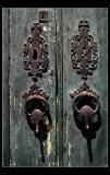 Details of an old door...
