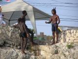 Jumping jamaicans