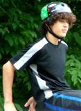 Caleb in Skate Gear