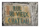 Rue du Vieux Chateau