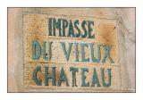 Impasse du Vieux Chateau