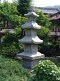 Temple in Cheongju