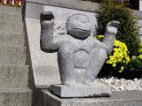 In Cheonggeysa Temple