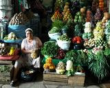 Abasto Market Vendor