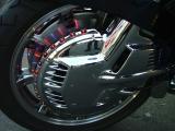 UFO art or a Wheel