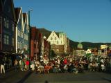 OutDoor Restaurant in Bergen