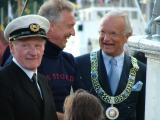 Lord Mayor of Bergen - Friele (right)
