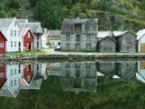 Laerdal -Sogn-Norway