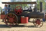 Advance-Rumely Steam Tractor