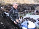 Abalone Diving - 2005 Season