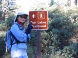 Ten Lakes Hike - 09/25/05