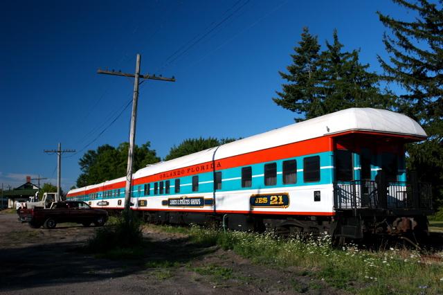 The Last Railroad Carnival In America
