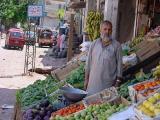 Fruit vendor in Kotli