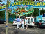 Funpark Geiselwind - all excited
