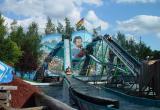 Funpark Geiselwind - Log Ride