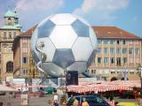 Nuremberg - Football Worlcup 2006 is coming