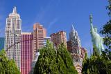 Skyline of New York-New York by day