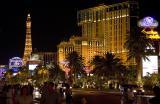 Walking the Vegas Strip