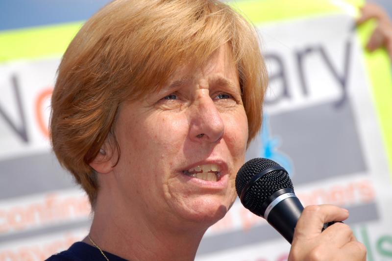 Cindy speaking