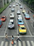 Cars  people